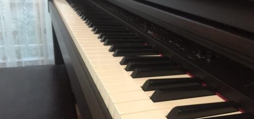 فروش پیانو Roland hp 550 g دسته دوم . بها ۶ میلیون تومان