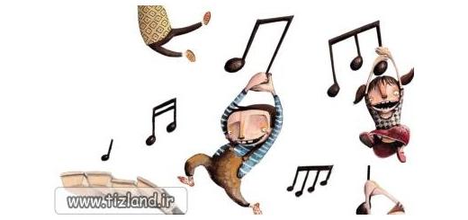 6 مزیت درس های موسیقی برای کودکان