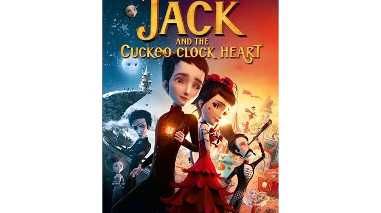 دانلود انیمیشن The Boy with the Cuckoo Clock Heart 2013