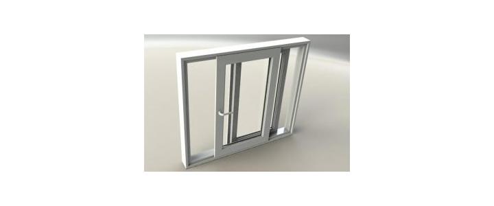 انواع درب و پنجره دو سه جداره