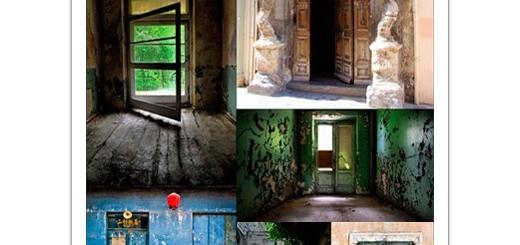 دانود تصاویر با کیفیت درب و پنجره قدیمی