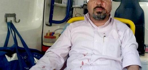 حمله با چاقو به کارشناس محیط زیست خراسان رضوی
