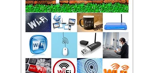 دانلود تصاویر با کیفیت وایفای، Wi-Fi
