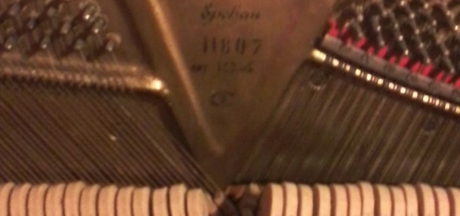 فروش پیانو دسته دوم سوان | قیمت ۴۲۰۰۰۰۰ تومان