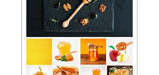 دانلود تصاویر با کیفیت عسل