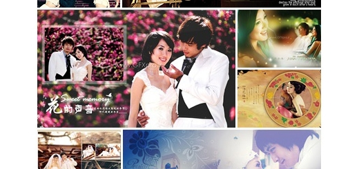 دانلود مجموعه تصاویر لایه باز عروسی - دی وی دی 34 تا 36