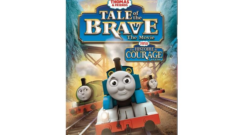دانلود انیمیشن Thomas & Friends: Tale of the Brave 2014