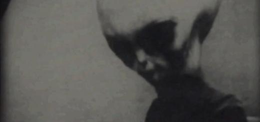 فیلمی از بیگانه فضایی