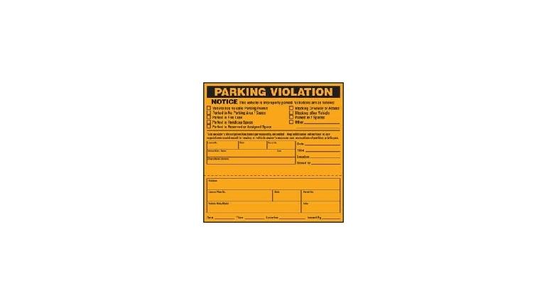 مکالمات انگلیسی جریمه شدن برای پارک 2