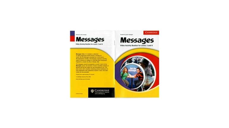 مجموعه آموزش زبان انگلیسی Messages