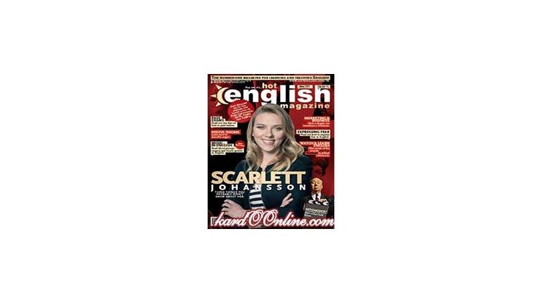 دانلود مجله آموزش انگلیسی Hot English Magazine No.131  Hot English Magazine No.131 دانلود مجله آموزش انگلیسی Hot English Magazine No.131