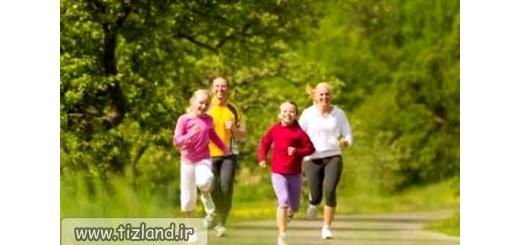 توصیه هایی برای ورزش کردن در فصل گرما