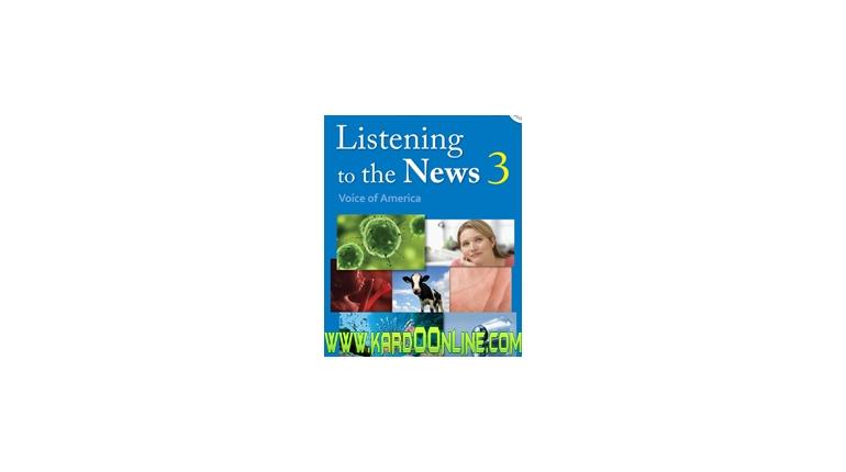 دانلود Listening to The News 3