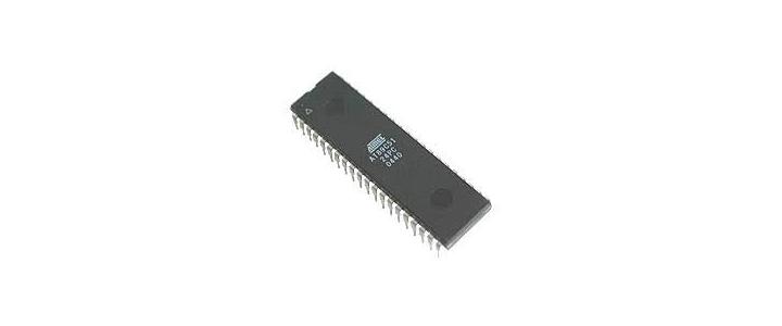 پروگرام کردن میکروکنترلر 8051
