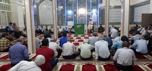 جشن عید غدیرخم 17 شهریور 96