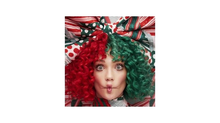 every day is christmas chords by Sia