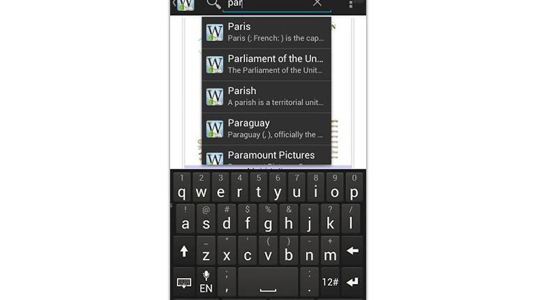 دانلود دانشنامه ویکی پدیا برای اندروید Wiki pro (Wikipedia) v3.2.1