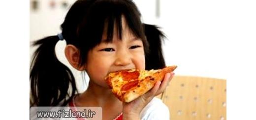 چگونه برنامه ی غذایی ناسالم کودک خود را تغییر دهیم؟