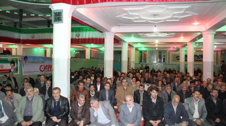 گزارش تصویری جشن انقلاب اسلامی