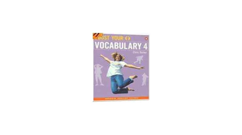 آموزش لغات انگلیسی با Boost Your Vocabulary 1, 2 ,3 , 4