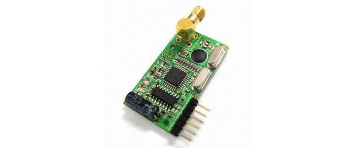 ماژول بی سیم فرستنده و گیرنده دیتا با قابلیت اتصال به کامپیوتر hm tr