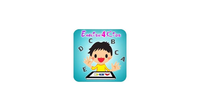 دانلود نرم افزار اندروید آموزش زبان کودکان English 4 Kids
