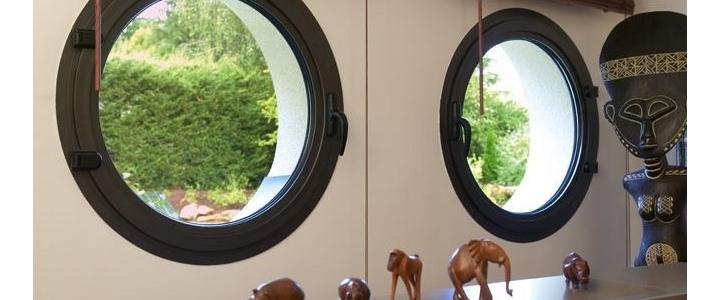 درب و پنجره دوجداره قوس دار ویستابست در کرج