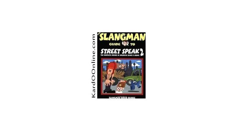 آموزش انگلیسی عامیانه The Slangman Guide to Street Speak 2