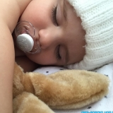 فسقلی خوش خواب