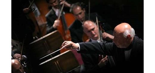 فریدون شهبازیان و رهبری ارکستر ملی