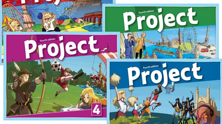 دانلود دوره آموزش زبان نوجوانان پراجکت ویرایش چهارم Project 4th Edition