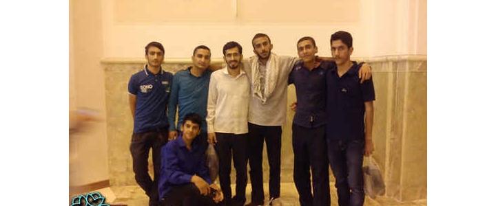حاشیه دوره دوم آموزش مدیران فضای مجازی فارس (برادران)