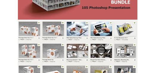 دانلود 105 تصویر لایه باز قالب پیش نمایش یا موکاپ محصولات متنوع