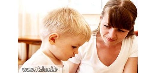 فرزندتان را ناز پرورده بار نیاورید!