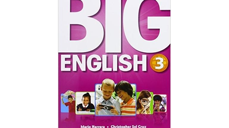 مجموعه آموزش انگلیسی Big English سطح 3