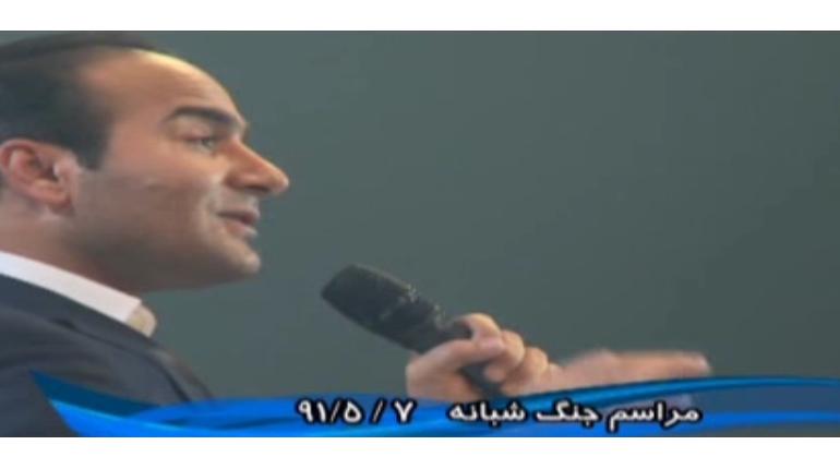 طنز کامل حسن ریوندی جشنواره کیش 91