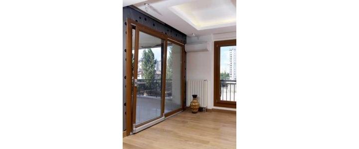 درب و پنجره دو سه جداره ثابت