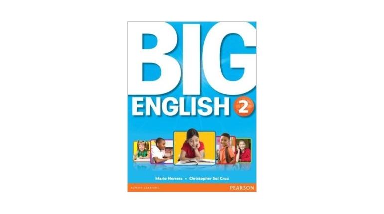 مجموعه آموزش انگلیسی Big English سطح 2