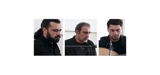 در اثری با آهنگسازی «سینا شعاری» صورت گرفت همنوازی مسعود شعاری و پژمان حدادی در «گفتوگو»
