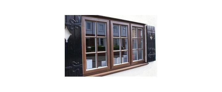درب و پنجره دوجداره ثابت