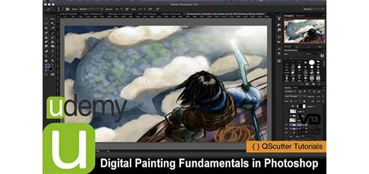 اصول نقاشی دیجیتال در فتوشاپ