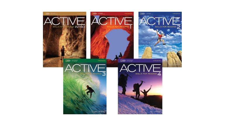 دانلود کتاب های Active Skills For Reading