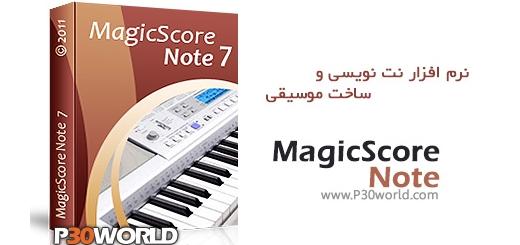 دانلود MagicScore Note 7.605 – نرم افزار نت نویسی و ساخت موسیقی