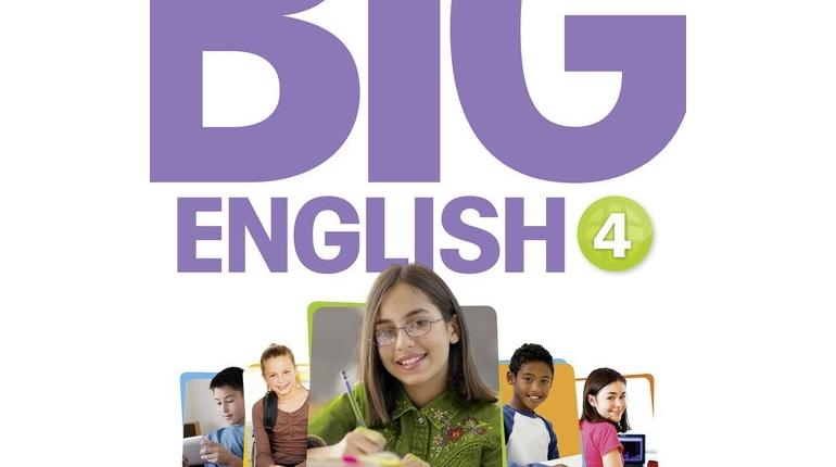 مجموعه آموزش انگلیسی Big English سطح 4