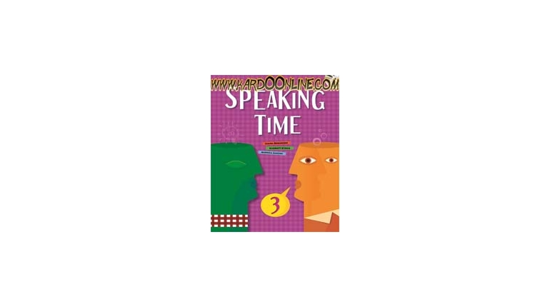 دانلود Speaking Time 3