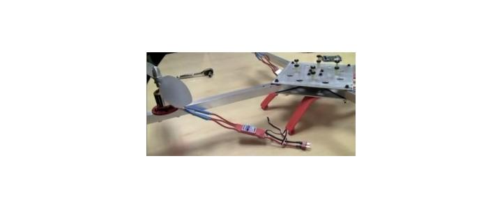 کلیپ آشنایی و آموزش ربات های پرنده (QuadRotor)__قسمت چهارم