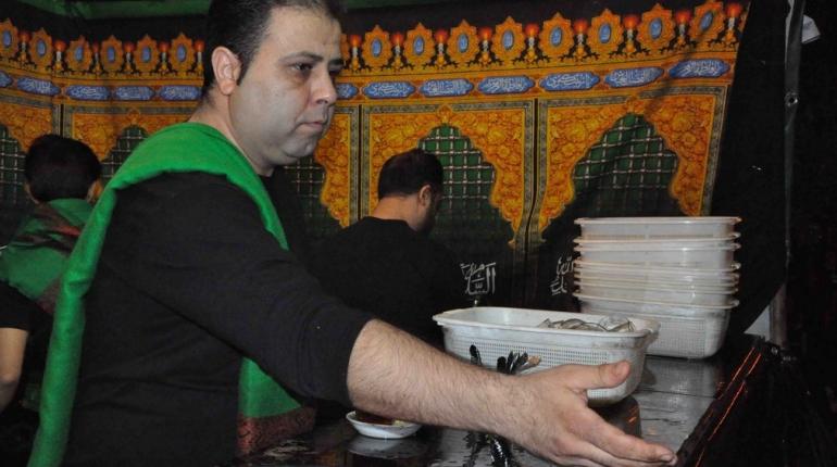 مجموعه عکس های شور حسینی،شعور حسینی (محرم 1396 مشهد) (سری پنجم)