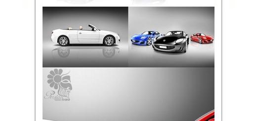 دانلود تصاویر با کیفیت ماشین های لوکس و اسپرت سه بعدی با رنگ های متنوع