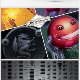 دانلود مجموعه براش فتوشاپ نقاشی دیجیتال، روتوش و ساخت تکسچر به همراه آموزش ویدئویی