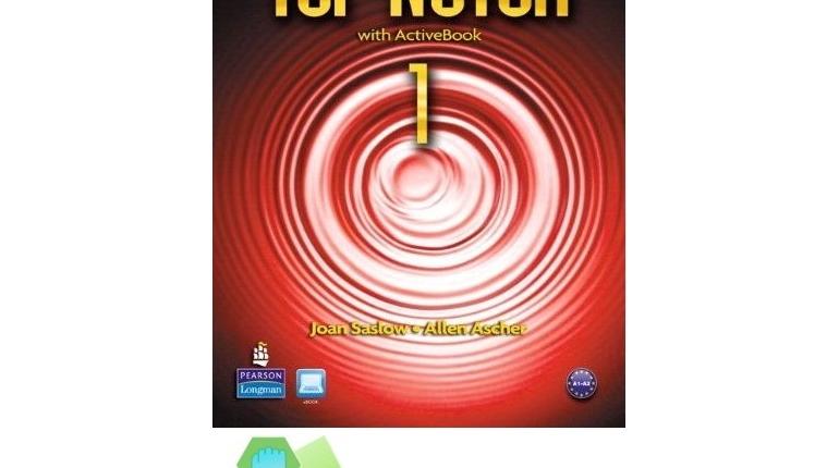 دانلود منابع آموزشی (پاسخنامه و ...)- TOP NOTCH 1- workbook key
